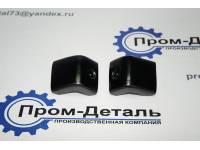 Накладки заднего бампера внутренние УАЗ Хантер (31514-2804071-10\70-10) АБС