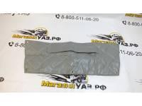 Утеплитель радиатора УАЗ Патриот (дорестайлинг, винилис-кожа, ватин, поролон (5мм))