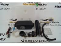 Воздушный стояночный обогреватель 12V/5кВт HS (пластиковый бак 10л)