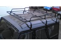 Багажник на УАЗ Хантер усиленный (6 опор)