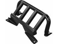 Защита рулевых тяг РИФ под передний фаркоп (переходник) для съёмной лебёдки УАЗ Хантер