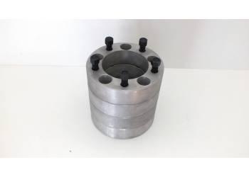 Расширитель колеи (ступичные проставки) УАЗ (5*139,7) 45 мм (дюраль)